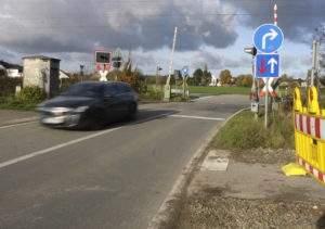 Bahnübergang Schäferweg