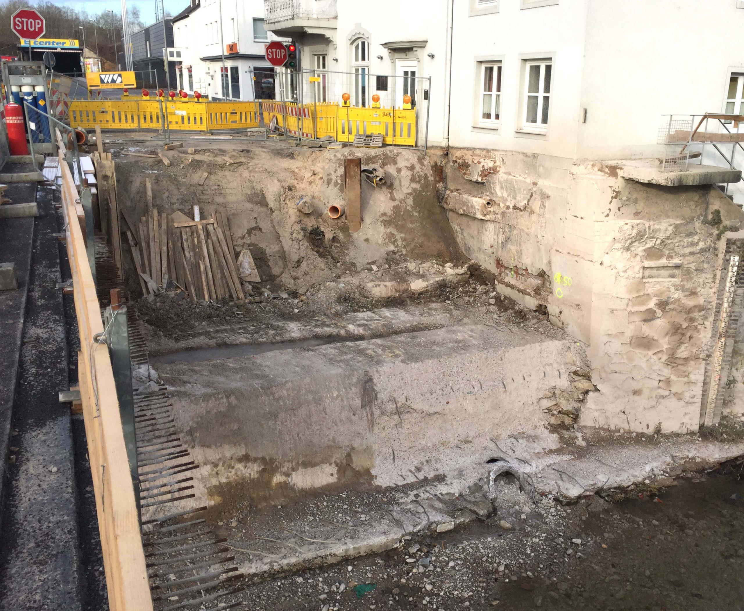 Abriss Hansabrücke