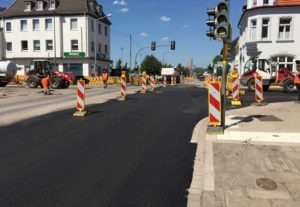 Kreuzung Goebenstraße