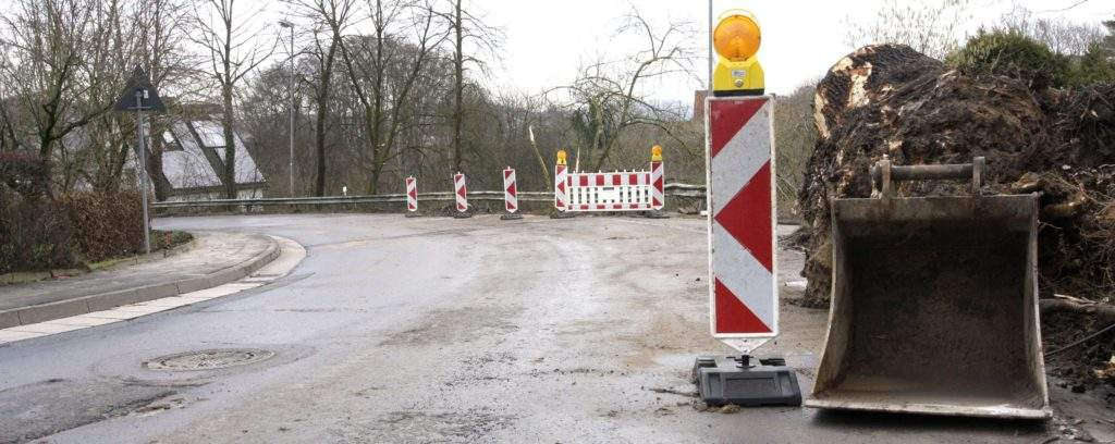 Birkenstraße Kurve