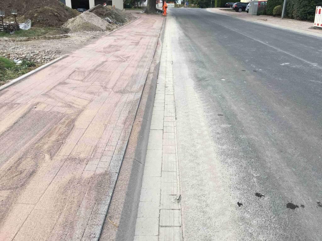 Baufortschritt Birkenstraße