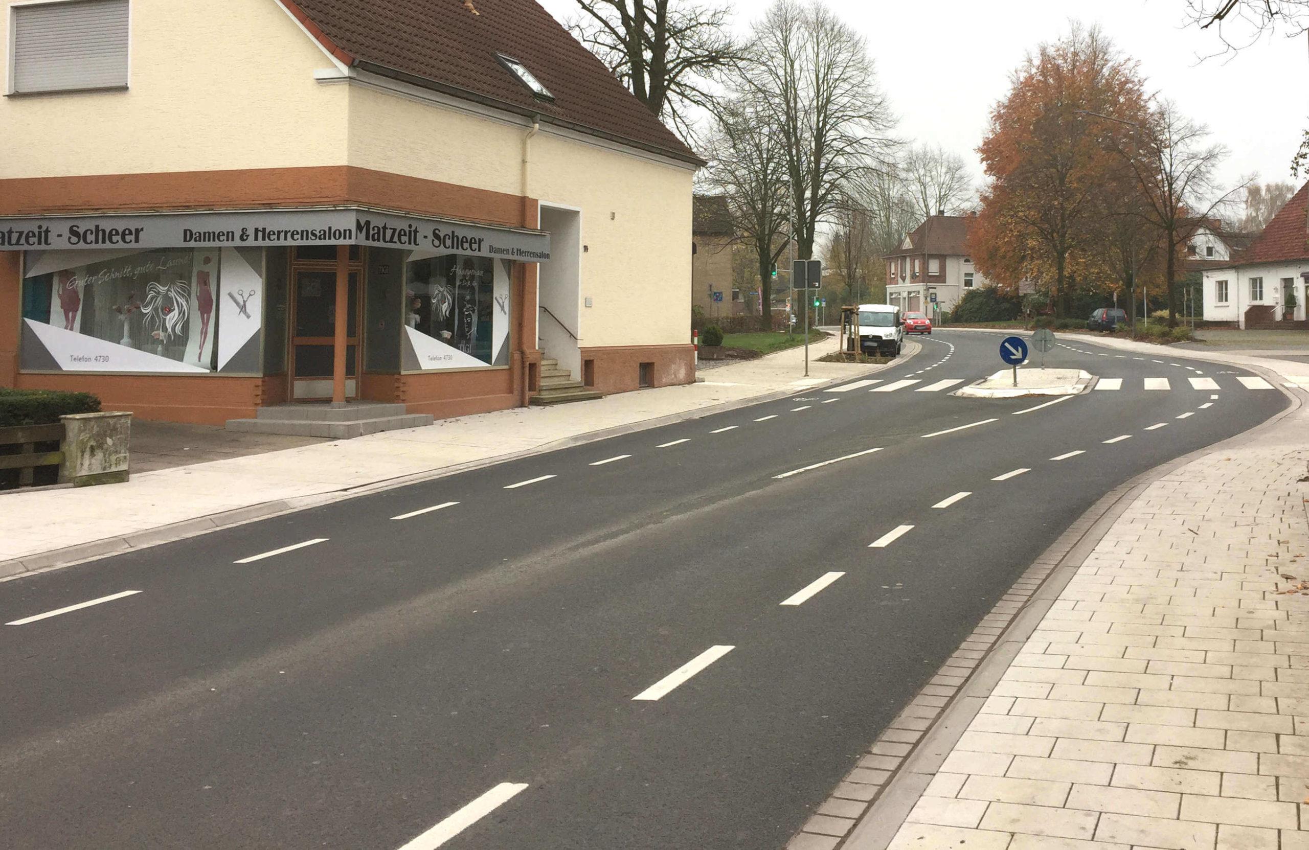 Lange Straße Spenge