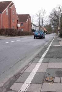 Maschstraße Hiddenhausen